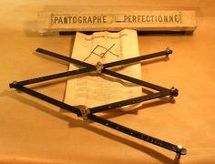 Pantographe Perfectionne / Perfected Pantagraph (c1940)