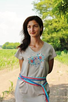 maramanufaktura / dámske šaty /kolekcia SPANILÁ Work Fashion, T Shirt, Tops, Women, Supreme T Shirt, Tee Shirt, Tee, Woman