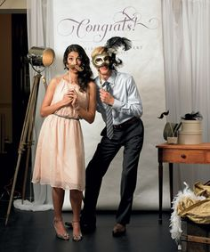 the creative bag blog: Create your own photo booth with our personalized photo booth backdrops