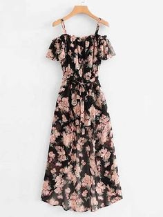 Cute Casual Outfits, Pretty Outfits, Pretty Dresses, Beautiful Dresses, Casual Dresses, Summer Dresses, Casual Clothes, Fall Dresses, Long Dresses