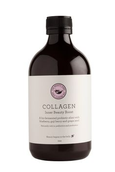 Collagen Inner Beauty Boost 500ml// The Beauty Chef
