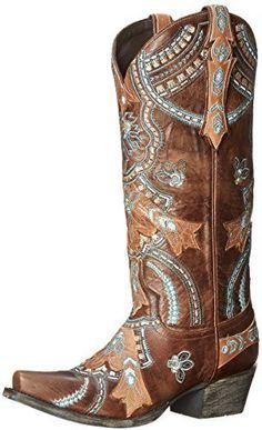 Lane Boots Women's Native Belle Western Boot