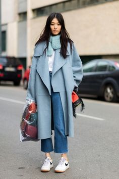 thevamoose.tumblr stannats:sunghee kim photographed by melodie jeng during mfw fw 2015