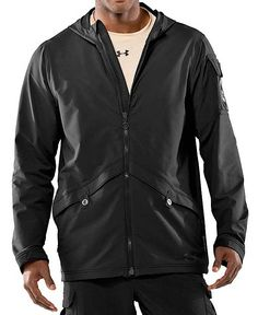Under Armour Men's Tactical Softshell Jacket   Opsgear