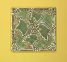 Arts Amp Crafts Style Tile Mosaic Inspiration Central