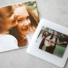 Fusography   Permanently fuse full-color photographs to glass. One-of-a-kind items!