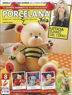 Cold Porcelain Magazine 8 2012 by Leticia Suarez del by AmGiftShoP, $12.99
