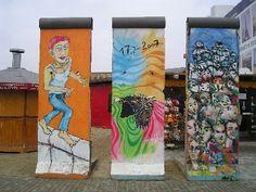 Street Art in Berlin: http://www.europealacarte.co.uk/blog/2010/10/11/things-to-do-in-berlin/