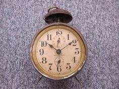 希少アンティーク1930'sセイコーヘソ目置き時計手巻き3 148 Watch analog hand winding ¥3000yen 〆05月08日