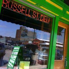 Russell Street Deli [Vegan Coney] — Eastern Market