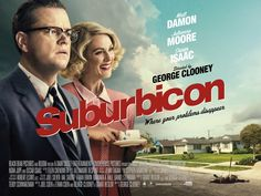 Suburbicon, la nueva peli de George Clooney y los Hermanos Coen