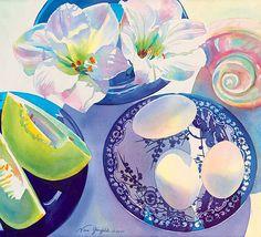 nava grunfeld watercolors -