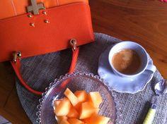 wake up with orange colours! www.ter-paris.com