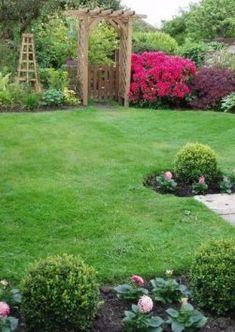 Okrasná záhrada – Stavebný majster