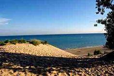 Indiana Dunes National Lakeshore.
