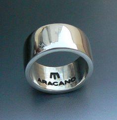 33484a95aac1 Men´s Silver Ring Anillos Para Hombres