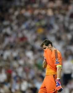 """Hasta la vista, baby"": Iker Casillas, a favor del Real Madrid."