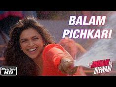 Rang barse! Pyaar barse!  Watch Ranbir and Deepika spread the colours of love in Balam Pichkari. Enjoy this bright song here.