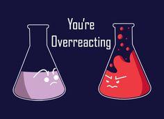 Science joke on a shirt!! YAY!!