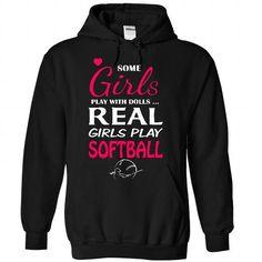 Real girls love Softball T-Shirts, Hoodies, Sweatshirts, Tee Shirts (39$ ==► Shopping Now!)