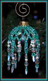 Mini Sparkling Ornament Cover at Sova-Enterprises.com