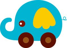 Giggle and Print: 15 Different Animals on Wheels- FREE Printables for Nursery!!!!