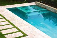 Swimple - Glass Mosaic Pool Tiles - BYRON