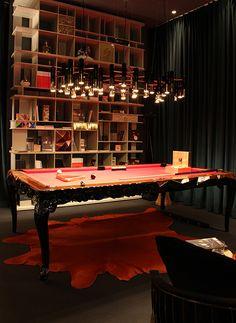 Royal Custom Design Billiard Boca Do Lobo