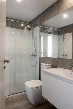 Detalle interior  #baño  vivienda #Addomo #hormigon #arquitectura #diseño #modular addomo.es