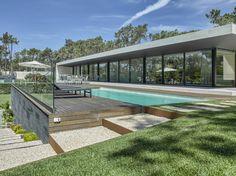 Modernistyczne domy od INAIN® interiordesign