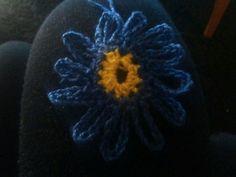Flores para broches