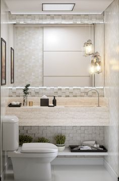 Pendant bathroom lighting