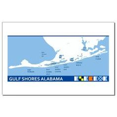 Gulf Shores Posters Posters