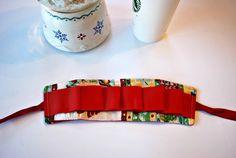 Christmas Coffee Cozy Starbucks Cozy Eco by CinnamonStixSundries