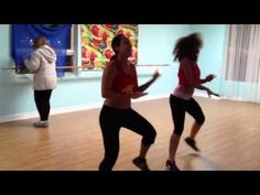 Be ready to sweat! Zumba routine to Floor on Fire by Pitbull