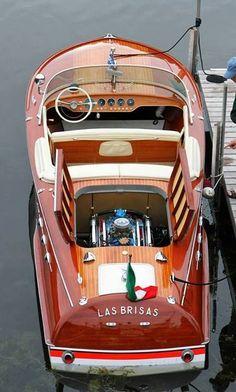 Wood Boats.