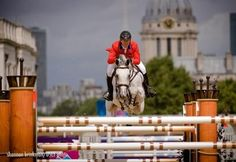 McLain Ward and Antares F Equestrian Sports Coverage - USEF Network