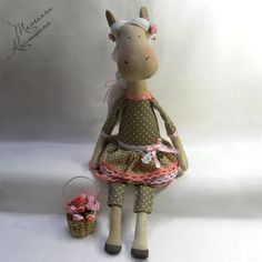 ~ I love this unique & pretty doll ~ Ms. Rosette by Tatiana Kislitsyn : KislitsynaBlogspotCom