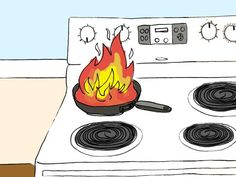 What to Do If You Have a Grease Fire