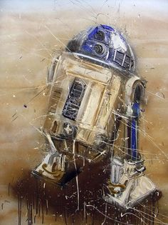 R2D2 poster collection