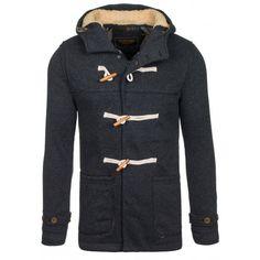 Pánsky športový kabát čiernej farby - fashionday.eu Nike Jacket, Athletic, Sport, Jackets, Fashion, Down Jackets, Moda, Deporte, Nike Vest