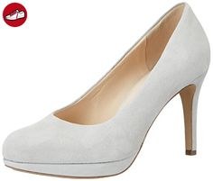 Initiale Damen Harrow Pumps, Beige (Taupe 805), 36 EU