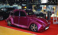 2cv violette
