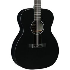 Martin X Series 2015 OMXAE Orchestra Model Acoustic-Electric Guitar Bl