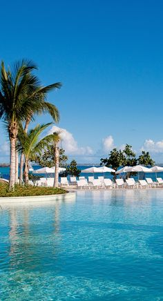 Radisson Blu features the largest infinity pool on St. Martin.