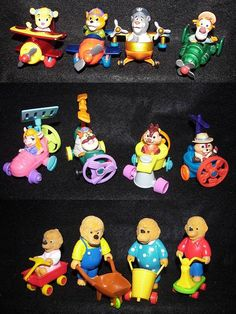 Some of the best happy meal toys