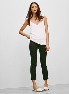 Babaton Everly camisole, available at Aritzia.com.