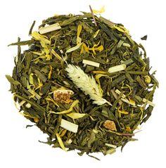 Het thee effect | MOJITO MADNESS | Een biologische groene thee met citroenschil, citroengras en munt. #tea #thee #infusie #lossethee #hettheeeffect