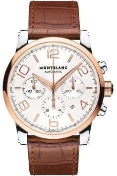 MontBlanc Timewalker Chronograph 107322 Mens Watch for Sale | Lowest Prices Online! FREE Shipping and Guaranteed 100% Authentic at AuthenticWatches.com