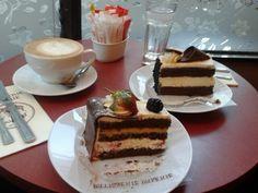 Patisserie Valerie yummy cakes!